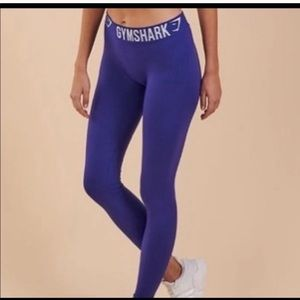 Gymshark | Purple Workout Leggings Size Medium